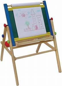 Tafel Für Edding : staffelei tafel mit kreidetafel whiteboard papierrolle ~ Michelbontemps.com Haus und Dekorationen