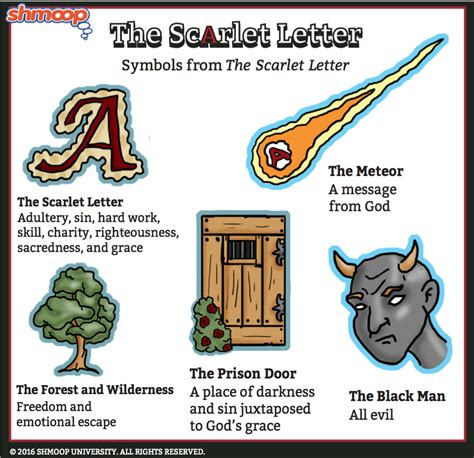 who is the black in the scarlet letter the scarlet letter in the scarlet letter
