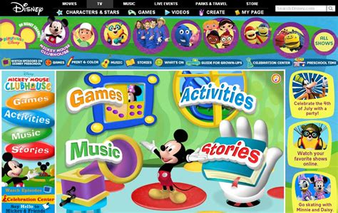 Playhouse Disney Games Pictures To Pin On Pinterest