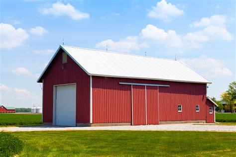 Rv Pole Barn Garages