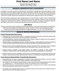 administration resumeadministration resume top administrative resume templates sles