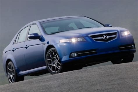 Used 2008 Acura Tl Type-s Pricing & Features