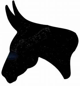 mule silhouette | The Mule Store - Car - Mule Decal ...