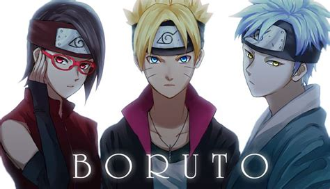 128 Best Images About Boruto On Pinterest