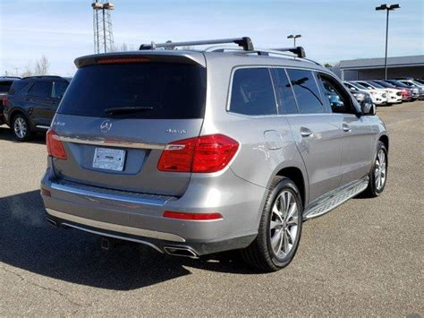 Search over 1,900 listings to find the best local deals. Pre-Owned 2014 Mercedes-Benz GL-Class 4MATIC® 4dr GL 450 Sport Utility in Fort Mill #L90049B ...