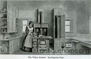 1910 kitchen arts and crafts home in 2020 kitchen