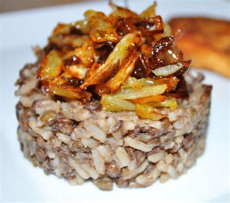 riz aux lentilles les recettes de la cuisine de asmaa