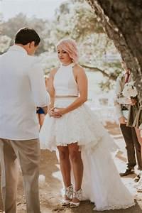 Edgy Meets Feminine Circle Oak Ranch Wedding | Junebug ...
