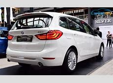 2015 BMW 2 Series Gran Tourer Launched In Malaysia 220i