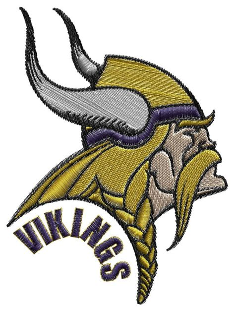 viking embroidery designs minessota vikings machine embroidery design viking