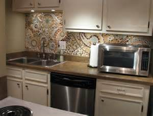 backsplash kitchen 16 wonderful mosaic kitchen backsplashes