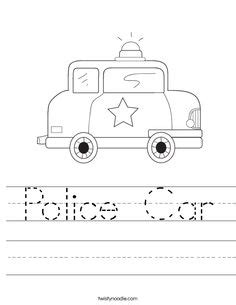 cars images worksheets transportation