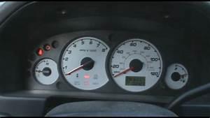 2002 Ford Escape Dash  U0026 Cold Start