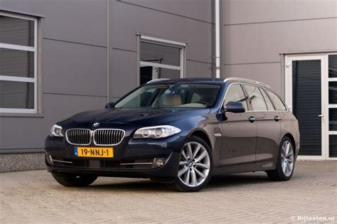 test bmw  serie  high executive rijtestennl pure