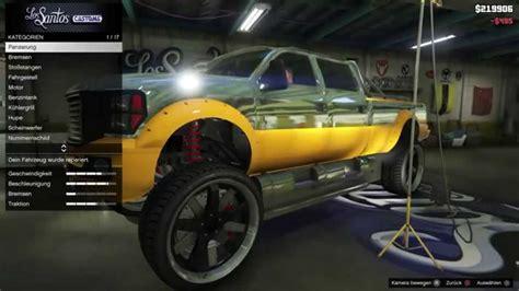 Gta 5 Beekers Garage by Gta 5 Ps4 Gameplay Hd Monstertruck Vapid Sandking Tunning