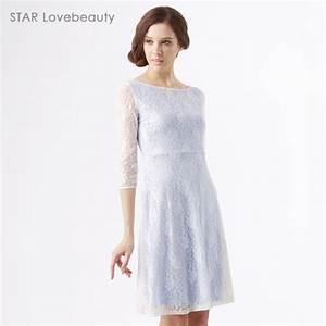Popular Kate Middleton Lace Dress Blue-Buy Cheap Kate ...