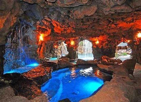 cave pool dream pools luxury swimming pools grotto pool