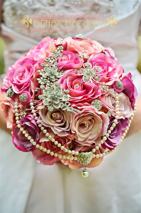 1000 Images About Shades Of Pink Bridal Bouquets On