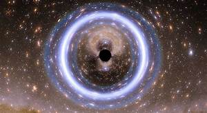 Astronomers process the first black hole monitoring data ...