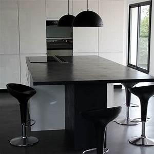 port offert kit beton cire plan de travail bitume With superb de couleur peinture 4 code couleur beton cire plan de travail beton cire sol