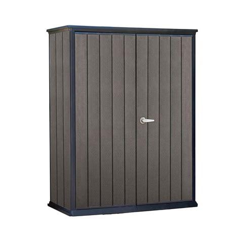 storage closet outdoor home decor