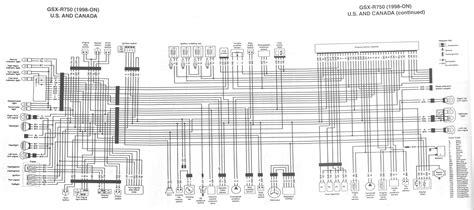 Index List Gsxr Wiring Diagrams