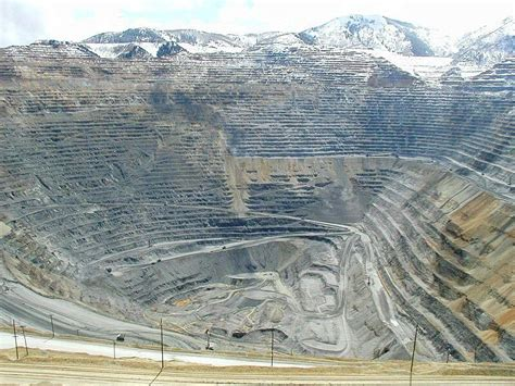 Open Pit by Largest Mines In The World