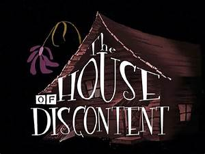 The House of Discontent - Courage the Cowardly Dog