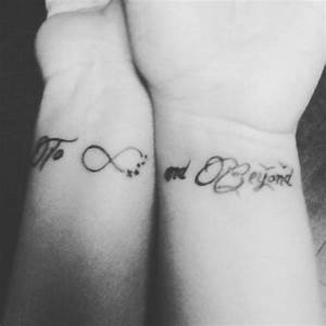40 Inseparable Sisters Infinity Tattoo You'll Love to See
