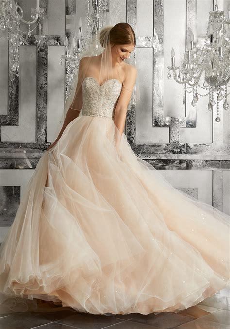mystique wedding dress style  morilee