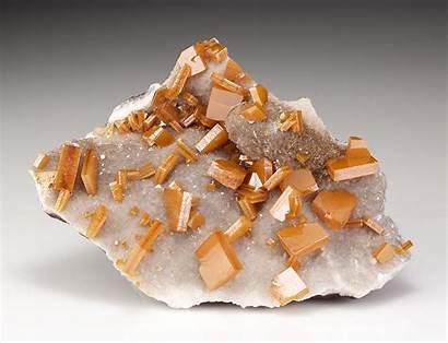 Wulfenite Minerals