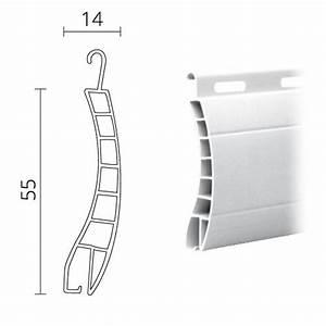 Rolladen Führungsschienen Kunststoff : kunststoff rolladen 55 x 14 mm modell aalen diwaro ~ Orissabook.com Haus und Dekorationen