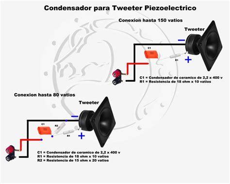 conexiones muy simples para parlantes crossover pasivo taringa car audio crossover