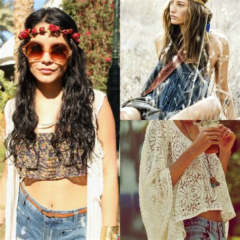 Hippie Boho Style Clothing for Women