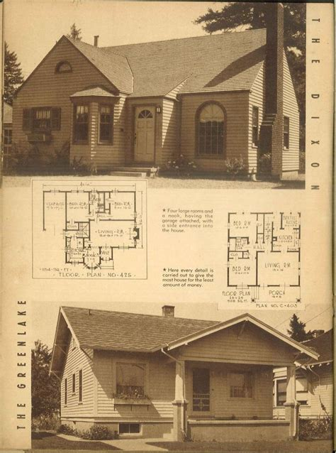 sattractive homes  homes  plans   house plans house vintage house plans