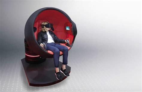 glow  event store virtual reality pod glow