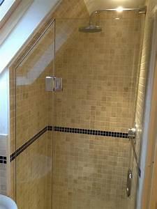 Loft  U0026 Sloping Ceiling Showers  U2013 Glass360  U2013 Specialist And