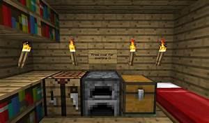 Minecraft furnace trap Minecraft Project