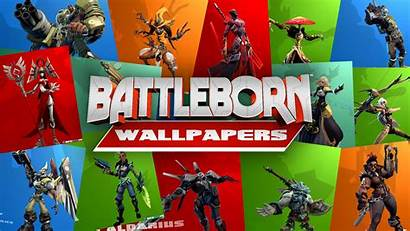 Character Battleborn Fortnite Quotes Wallpapers Backgrounds Motivational