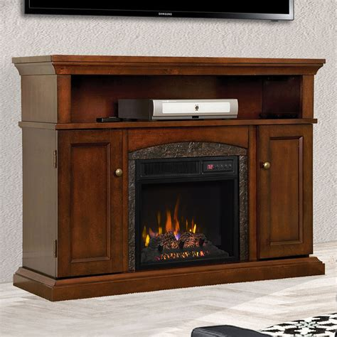 cabinets next to fireplace lynwood infrared electric fireplace media cabinet vintage