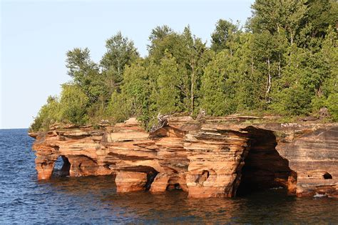 Apostle Islands - Wikipedia