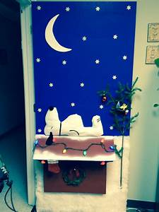 Images About Holidays Office Decor On Pinterest Door