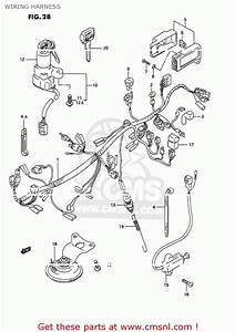 Suzuki Gsx600f Wiring Diagram
