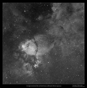 Astro Anarchy: IC 1795 in the Heart Nebula