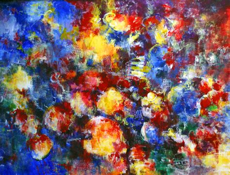 Ideas For Kitchen Colours - 40 abstract art design ideas