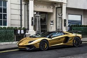 Lamborghini Aventador Sv Roadster : chrome gold lamborghini aventador sv roadster how to ruin a limited edition autoevolution ~ Medecine-chirurgie-esthetiques.com Avis de Voitures