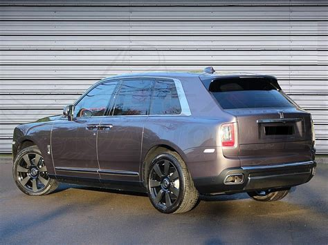 It lacks the luxury, prestige and gravitas of the cullinan. SOLD - #6903 - Rolls-Royce Cullinan - 6699CC, Automatic ...