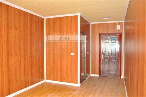 bureau préfabriqué occasion bungalow bureau modulaire en conteneur à prix privilégié