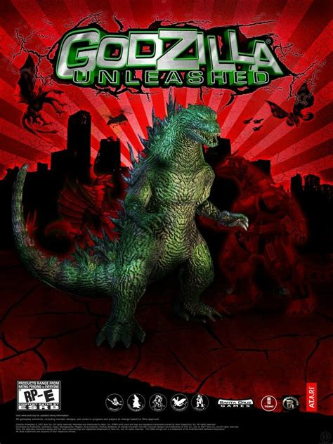 Welcome to our website where you will be able to find all the godzilla games. GODZILLA: UNLEASHED Wii/Ps2 Fighting Godzilla Video Game ...
