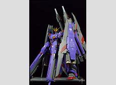 Custom Build MG 1100 hinu Gundam Ver Ka + HWS
